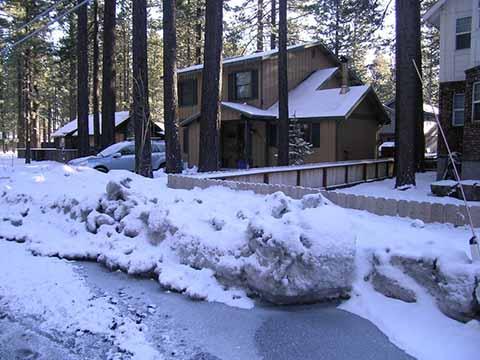Bijou Pines, South Lake Tahoe, Lake Tahoe, California - South Lake